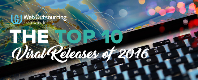The Top 10 Viral Releases of 2016